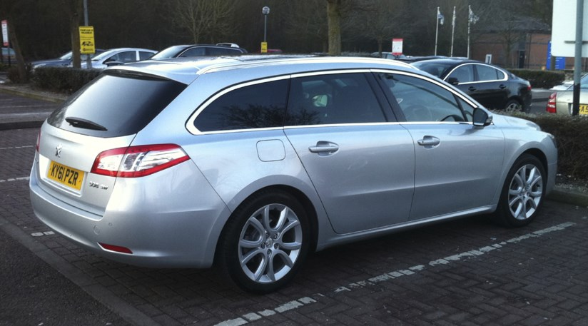 peugeot 508 sw 2 0 hdi 2012 long term test review by car magazine. Black Bedroom Furniture Sets. Home Design Ideas