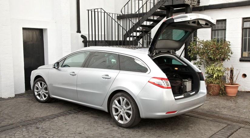 peugeot 508 sw 2 0 hdi 2012 long term test review car. Black Bedroom Furniture Sets. Home Design Ideas
