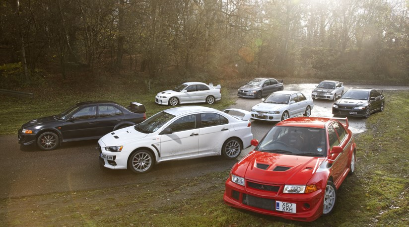 Mitsubishi Evo Is 20 A Potted Guide By Owners Car Magazine