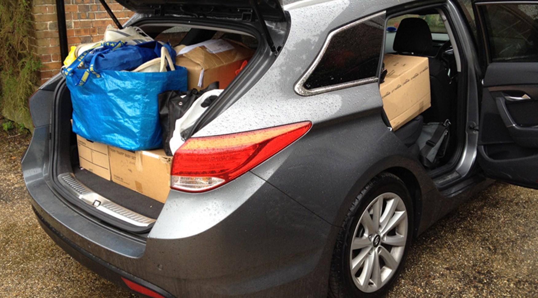 hyundai i40 tourer 1.7 crdi (2012) long-term test review | car magazine