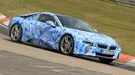 BMW i8 (2014)  latest spy shots of production electric supercar