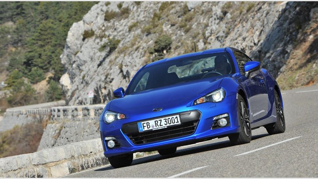 Subaru Brz 2012 Review Car Magazine