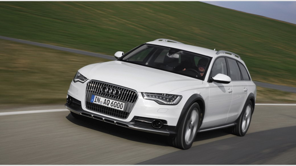 Audi A Allroad Review By CAR Magazine - Audi a6 allroad