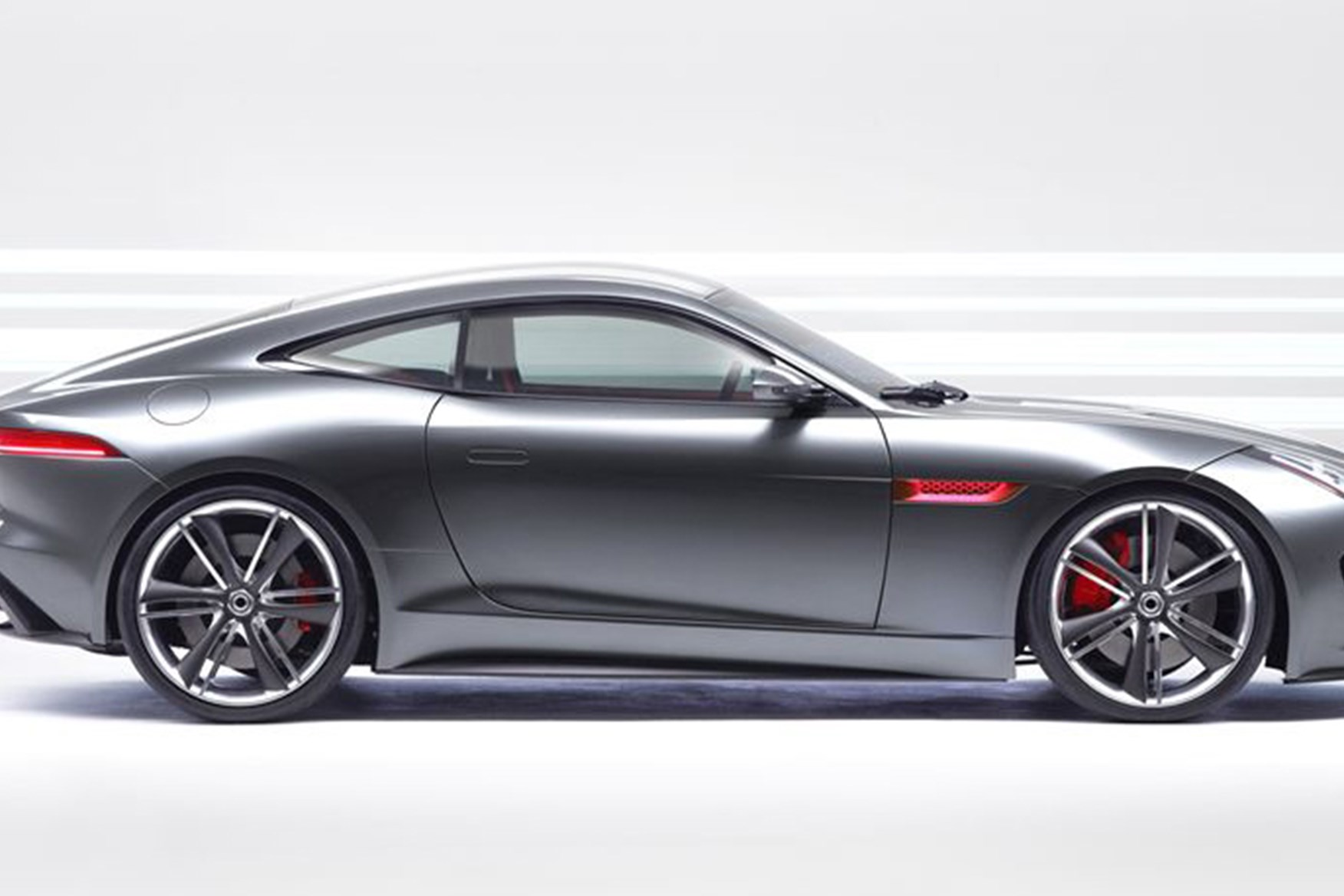 ... The C X16 Style Is Safely Intact On The New Jaguar F Type. Hurrah!