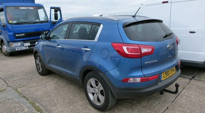 Kia Sportage 2 0 CRDi (2012) long-term test review | CAR