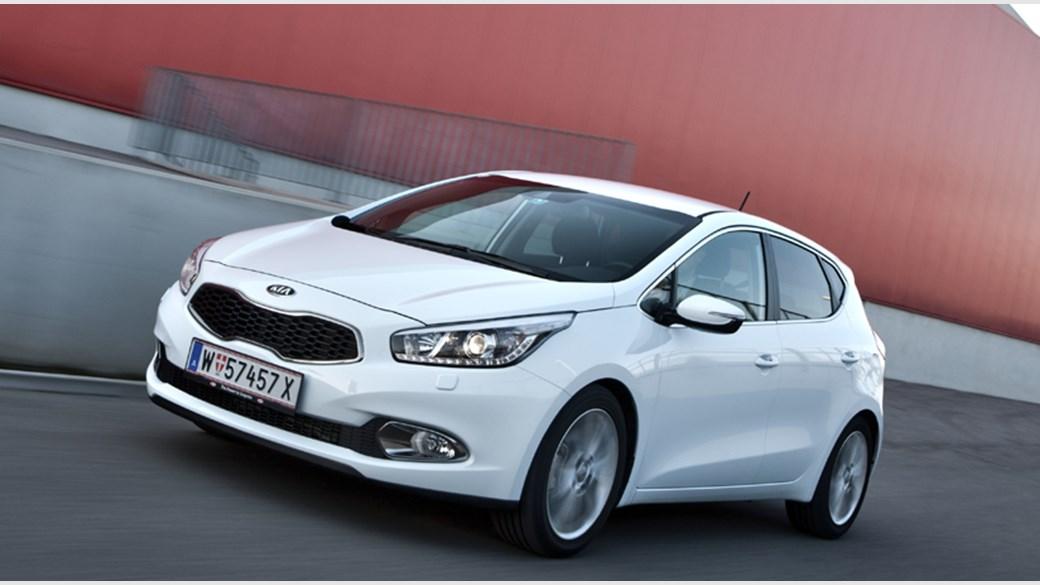 מצטיין Kia Ceed 1.4 5dr (2012) review | CAR Magazine YW-94