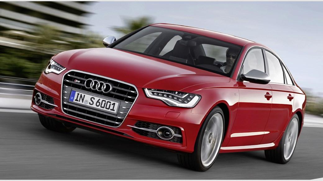 Audi S Quattro Review CAR Magazine - Audi s6 review