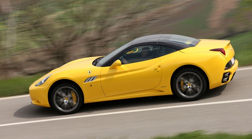 Ferrari California Handling Speciale 2012 Review Car Magazine