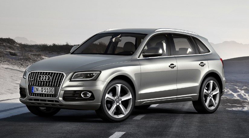 Audi Q5 Facelift 2012 First Official Pictures By Car