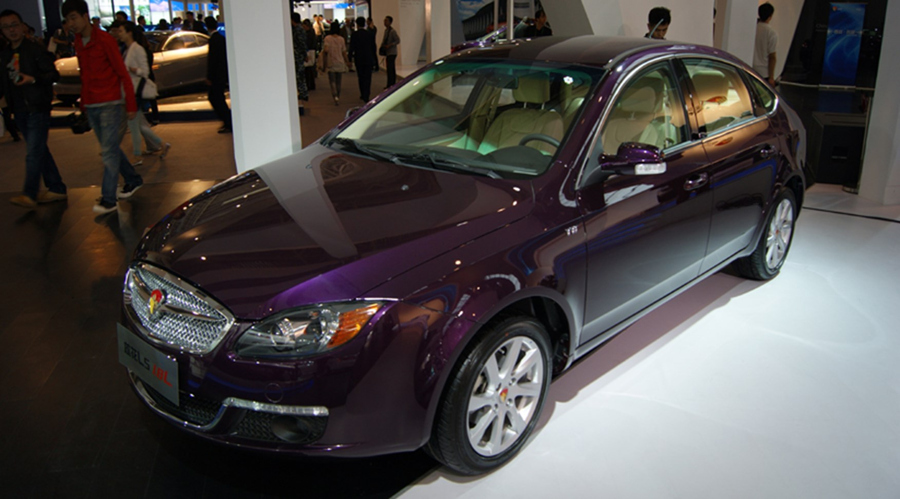 Ten Things We Learned At The 2012 Beijing Motor Show Car Magazine