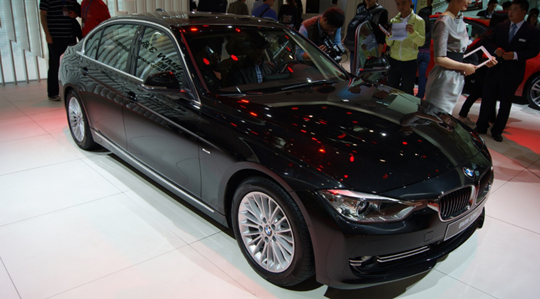 Gavin Green Reviews The 2012 Beijing Motor Show By Car Magazine