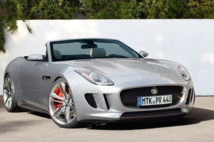 A new face for Jaguar's F-type