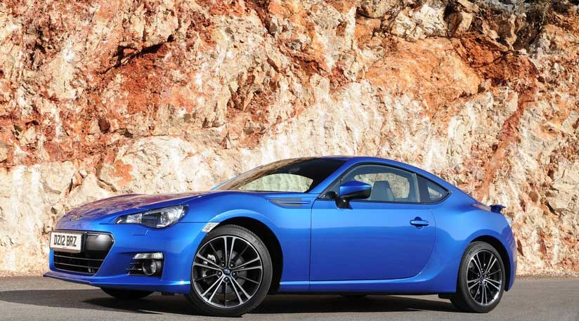 subaru brz 2012 uk pricing announced by car magazine. Black Bedroom Furniture Sets. Home Design Ideas
