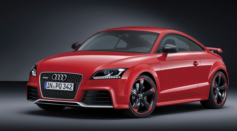audi tt rs plus 2012 uk pricing announced by car magazine. Black Bedroom Furniture Sets. Home Design Ideas