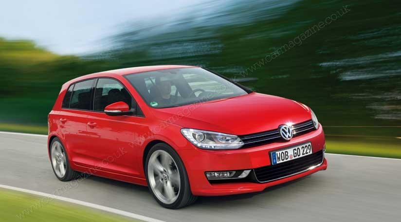 Golf Mk7 2013 Our Latest Renderings Based On Insider Info: Vw Golf Mk7 Wiring Diagram At Anocheocurrio.co