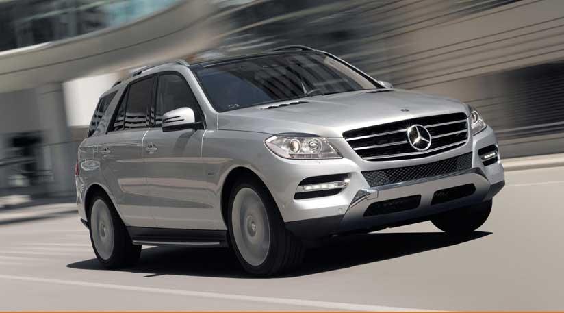 Bmw Of Murray >> Mercedes ML250 CDI BlueTec Sport (2012) review   CAR Magazine