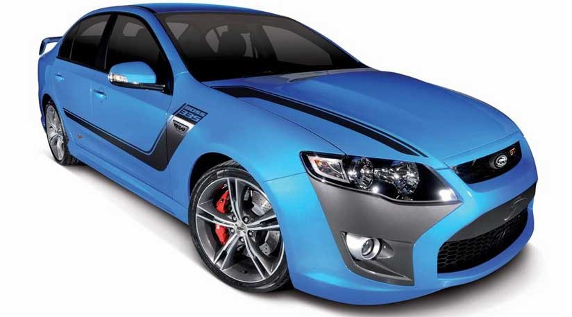 Ford FPV Boss 335 GT (2012) review | CAR Magazine