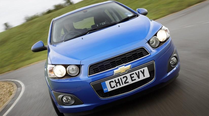 Chevrolet Aveo 12 2012 Review Car Magazine