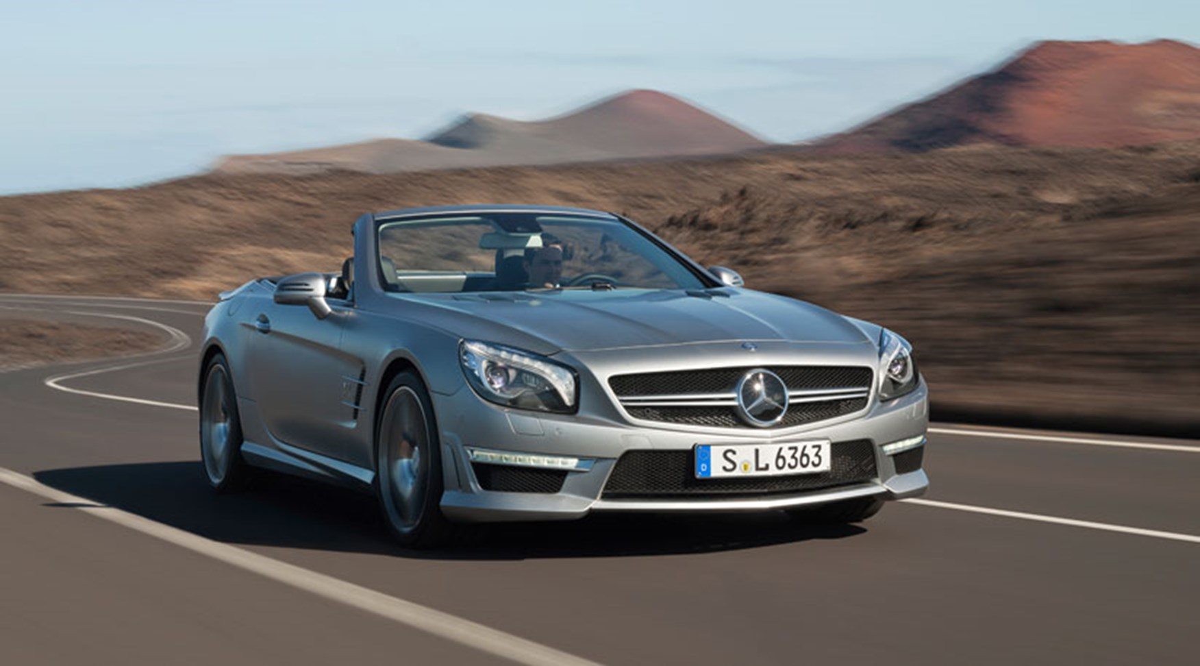 Mercedes Sl63 Amg 2012 Review By Car Magazine