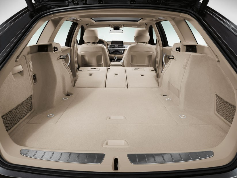 bmw 3 series touring estate 2012 first official pictures by car magazine. Black Bedroom Furniture Sets. Home Design Ideas