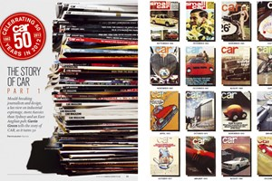 The story of CAR Magazine: part 1