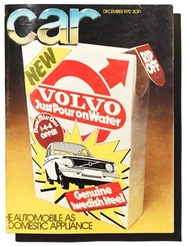 December 1972 CAR magazine