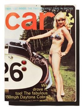 November 1965 CAR magazine
