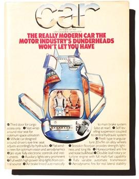 October 1977 CAR magazine
