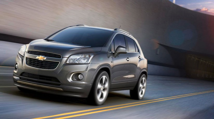Chevrolet Trax 2013 First Official Picture Car Magazine