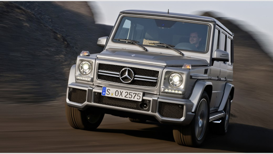 mercedes g63 amg (2012) review | car magazine
