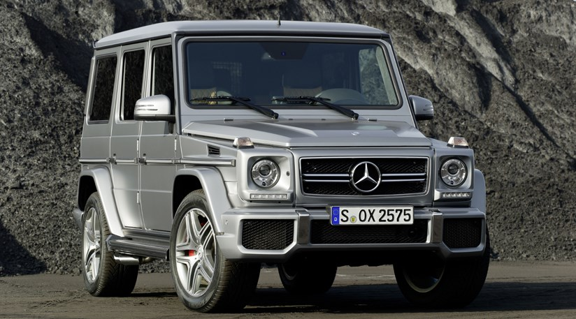 mercedes g63 amg 2012 review car magazine. Black Bedroom Furniture Sets. Home Design Ideas