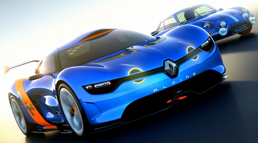 Renault alpine a110 50 price