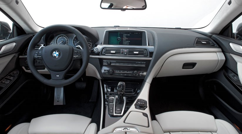 BMW 640d M Sport Gran Coupe 2012 Review