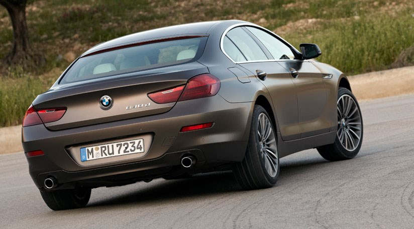 BMW 640d M Sport Gran Coupe 2012 review by CAR Magazine