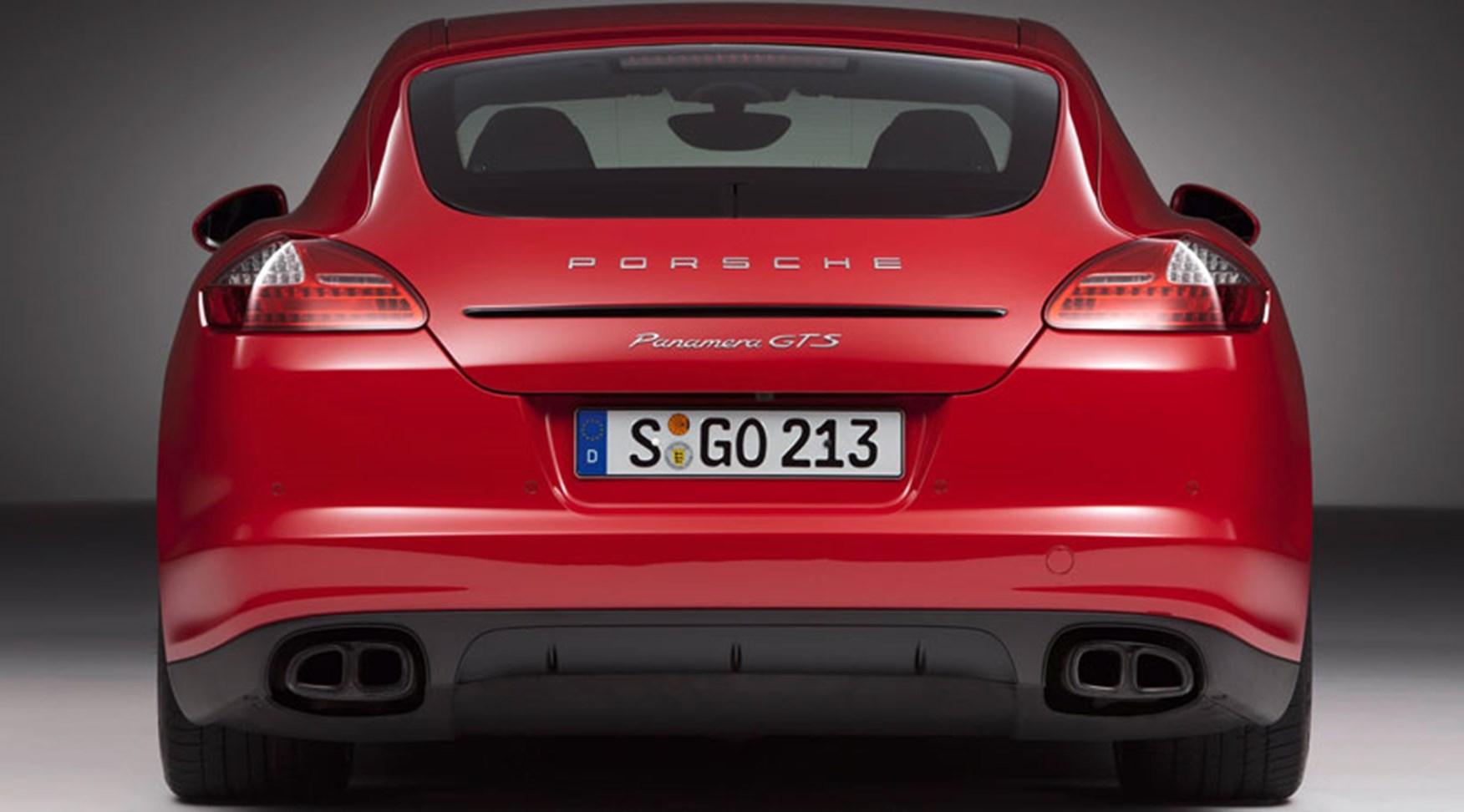 Porsche Panamera Facelift Due In April 2013 Car Magazine