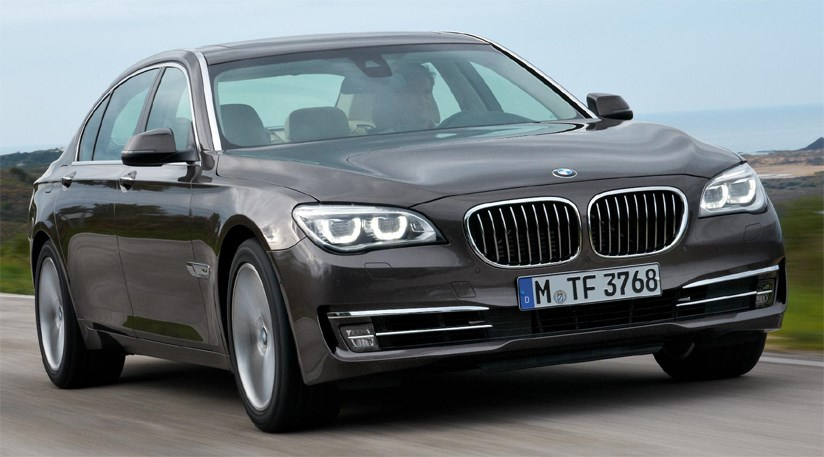 Worksheet. BMW 7series facelift 2012 first pictures by CAR Magazine