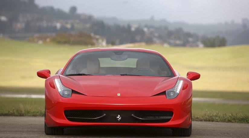 Ferrari 458 Italia 2012 Review Car Magazine