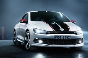 Scirocco GTS: the Scirocco earns its stripes