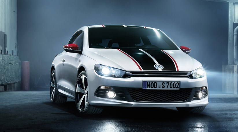 Volkswagen Scirocco GTS 2012 first offical pictures by CAR Magazine