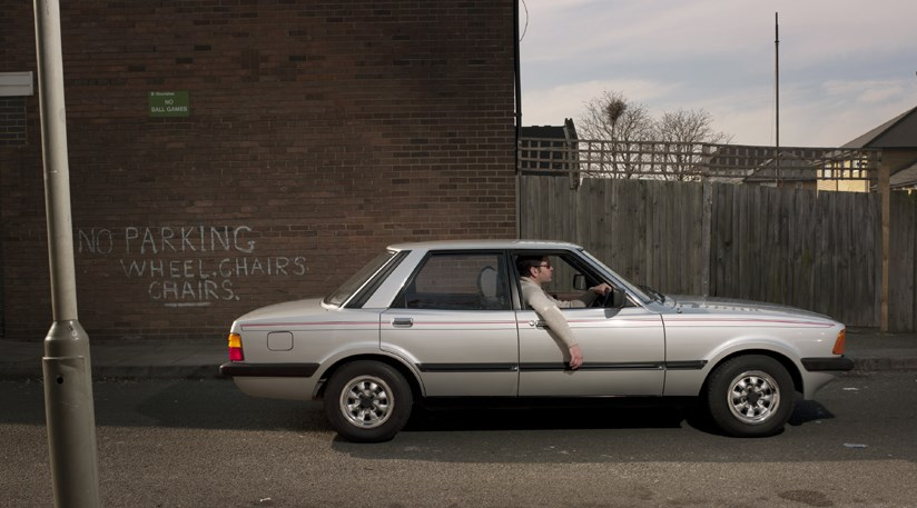 Cortina time warp: Ben Oliver drives the Ford Cortina Mk5 ...