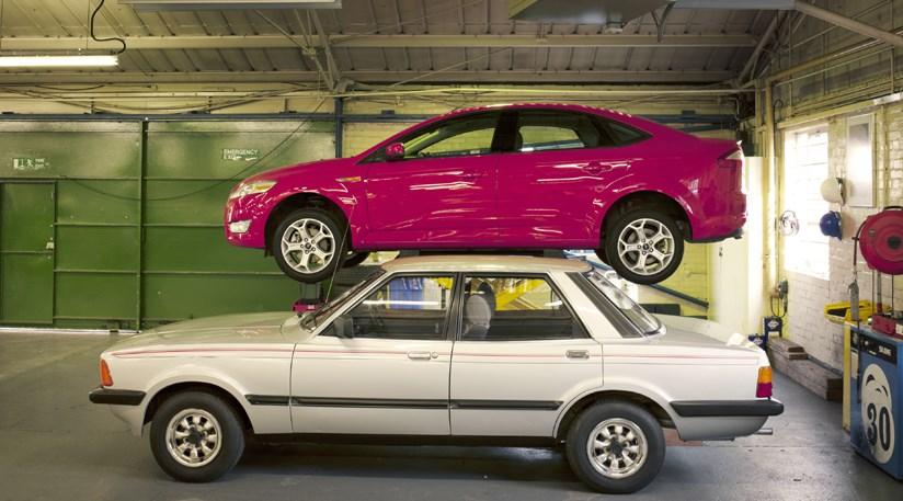 Cortina Time Warp Ben Oliver Drives The Ford Cortina Mk5