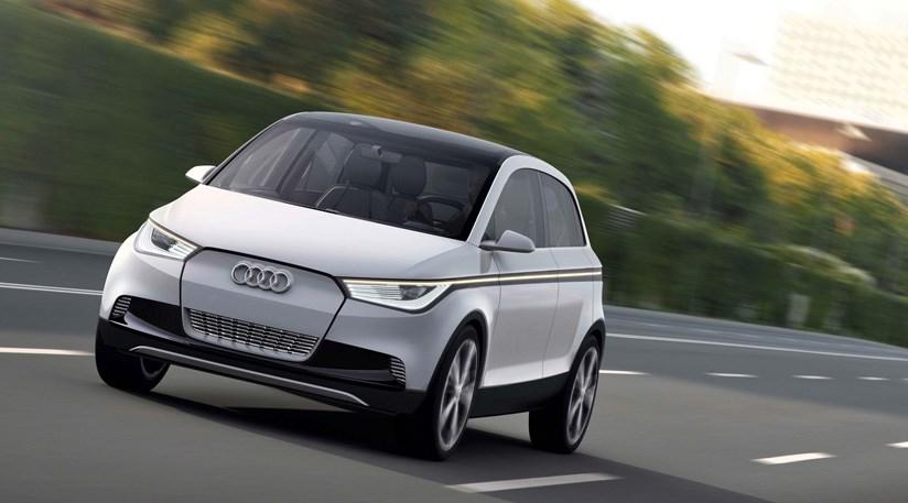 audi pulls plug on 40k a2 electric car by car magazine. Black Bedroom Furniture Sets. Home Design Ideas