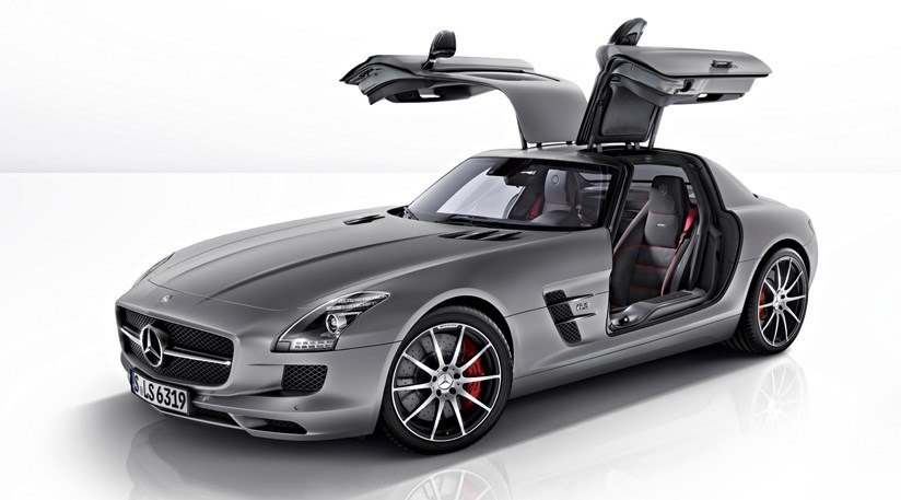 Mercedes Sls Amg Gt >> Mercedes Sls Amg Gt 2012 First Official Pictures Car