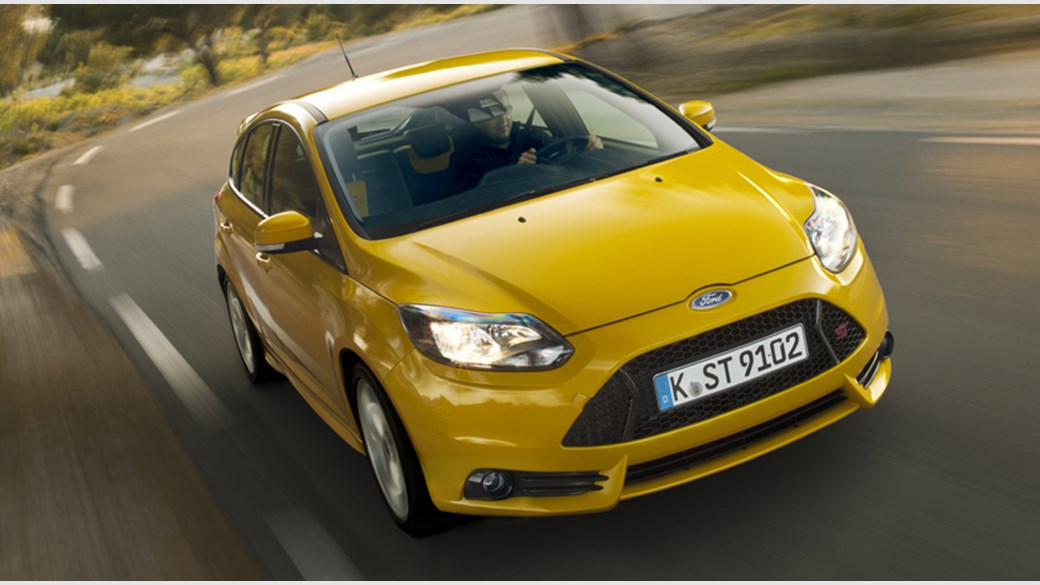 Ford Focus St 2012 Review Car Magazine
