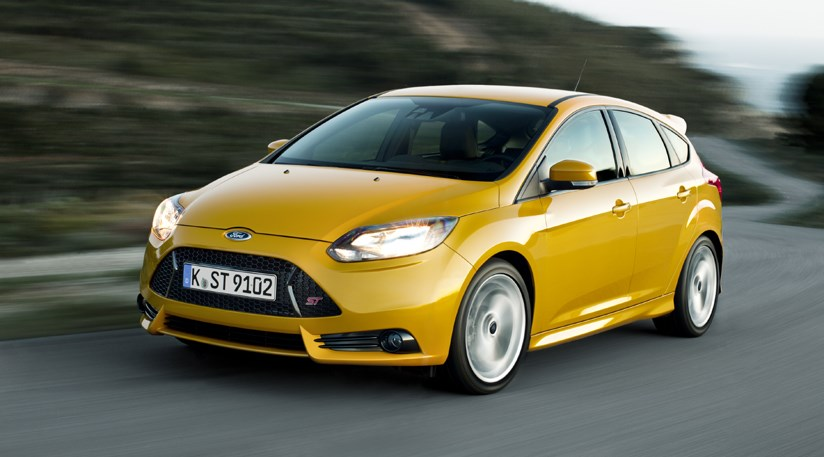 ford focus st 2012 review car magazine. Black Bedroom Furniture Sets. Home Design Ideas