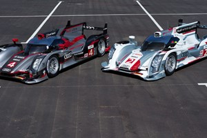 Le Mans 2012 - the Audi R18s in diesel and hybrid flavour are the cars to beat