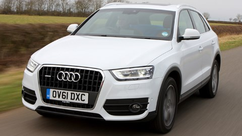 Audi Q3 (2012) review | CAR Magazine