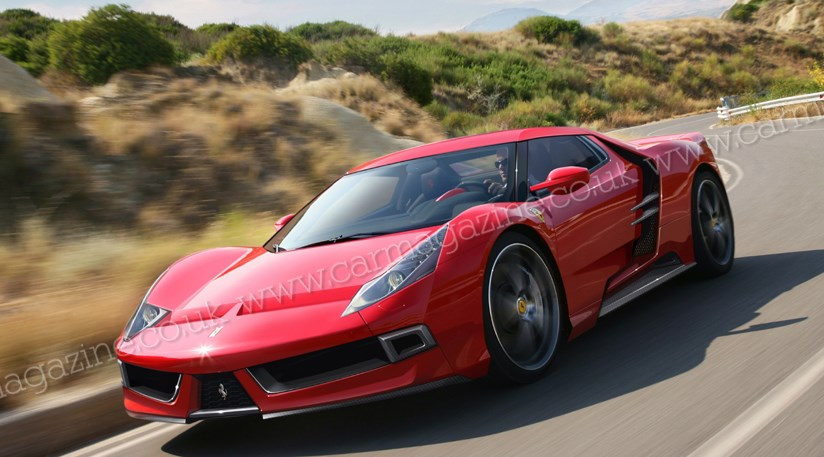 Ferrari F150 The Enzo Replacement Launching In 2012 Car Magazine