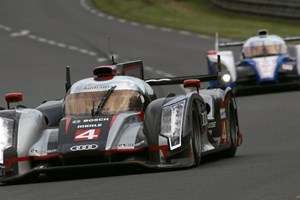 New Le Mans regulations for 2014 will put emphasis on hybrid tech - like that in the Toyota TS030 (right) and Audi R18 Etron Quattro - sister car to the R18 Ultra pictured (left)