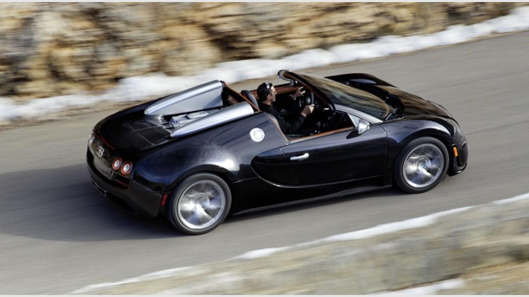 Bugatti Veyron Car Magazine